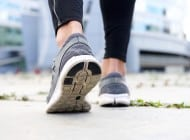 Walk and Move More: Reduce Brain Aging